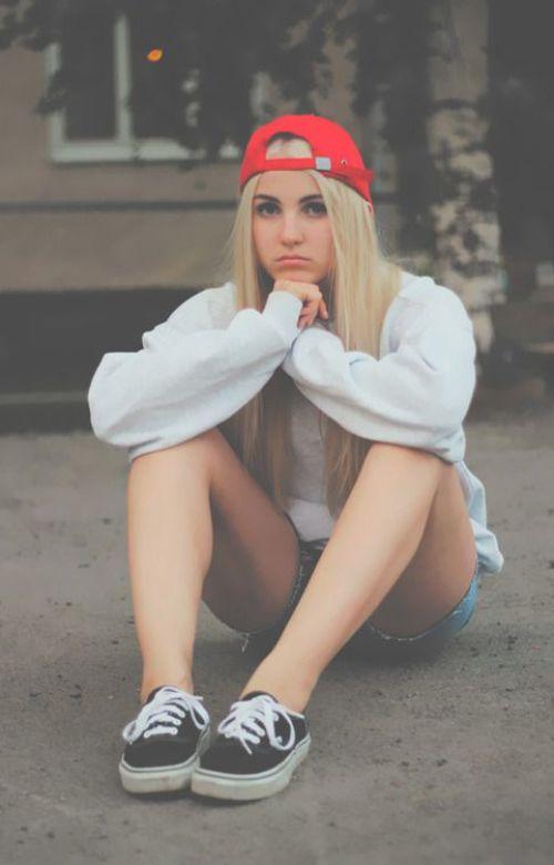 ストリートファッションが好きな人!