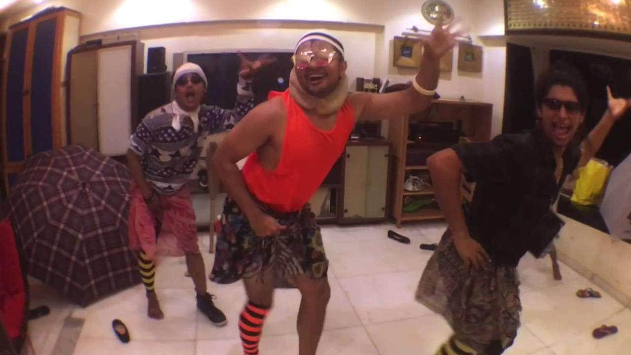 PPAP (Pen Pineapple Apple Pen) - Live Banned | Awez Darbar Choreography - YouTube