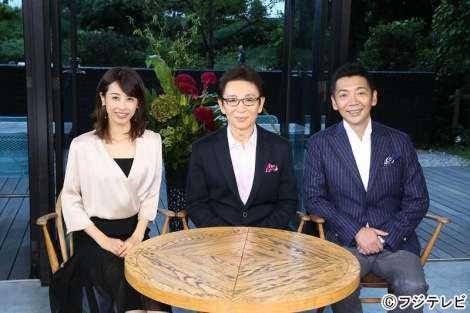 カトパン(加藤綾子)、古舘&宮根のトークに目が覚める「私はアナウンサーになれていない」