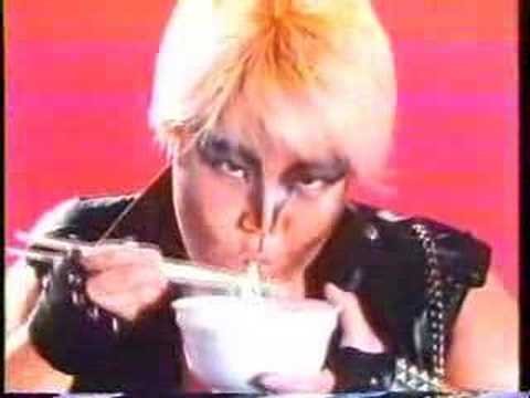 日清食品 たこやきラーメン CM(1985)