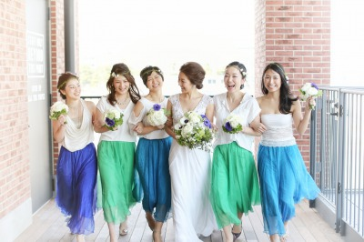 2016年結婚式の人気演出2位「フラッシュモブ」3位「フォトブース」を抑えて1位になったのは?