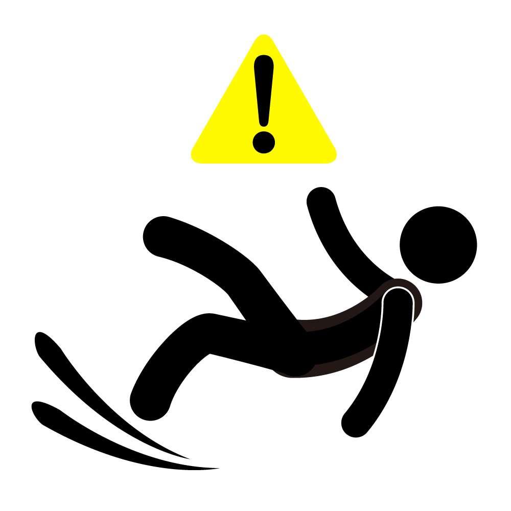 滑って転んで賠償請求、相次ぐ 「防滑」取り組み進む