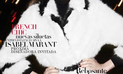 Bette Franke for H&M Magazine Fall 2013