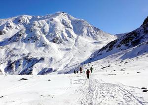立山連峰で雪崩 東工大パーティー巻き込まれ、1人死亡