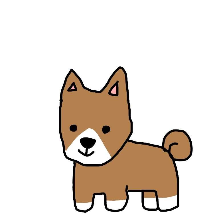 【お絵描き】犬をお散歩に連れていくトピ【コラ】