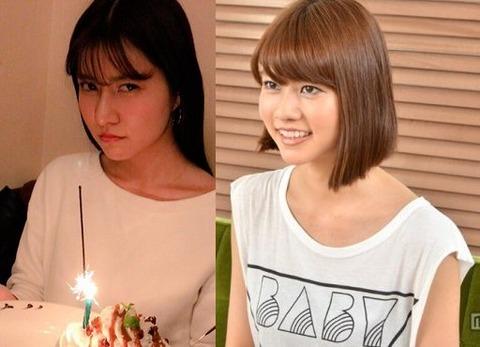 【AKB48】阿部マリアの鼻が整形でヤバすぎる事になってる