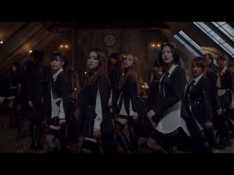 【MV full】 UZA -Dance ver.- / AKB48[公式] - YouTube