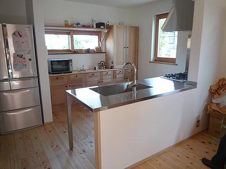 キッチン画像!