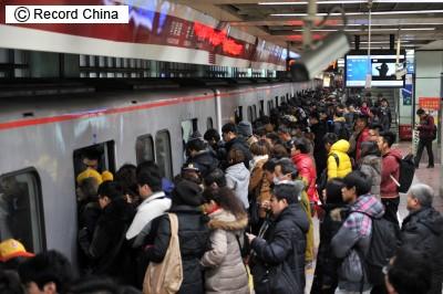 地下鉄で席を譲ろうとした女性に相手がビンタ、その理由とは?―中国