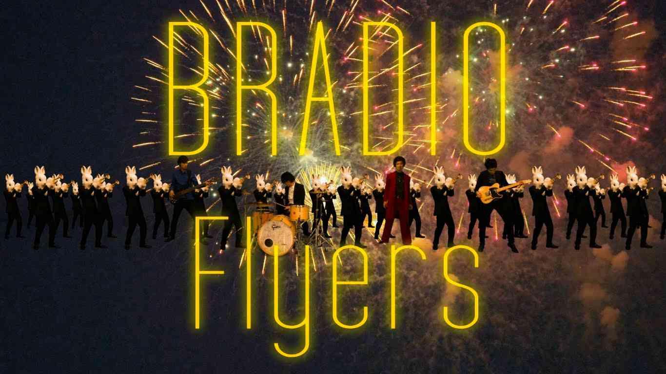 BRADIO-Flyers【TVアニメ「デス・パレード」OP曲】(OFFICIAL VIDEO) - YouTube