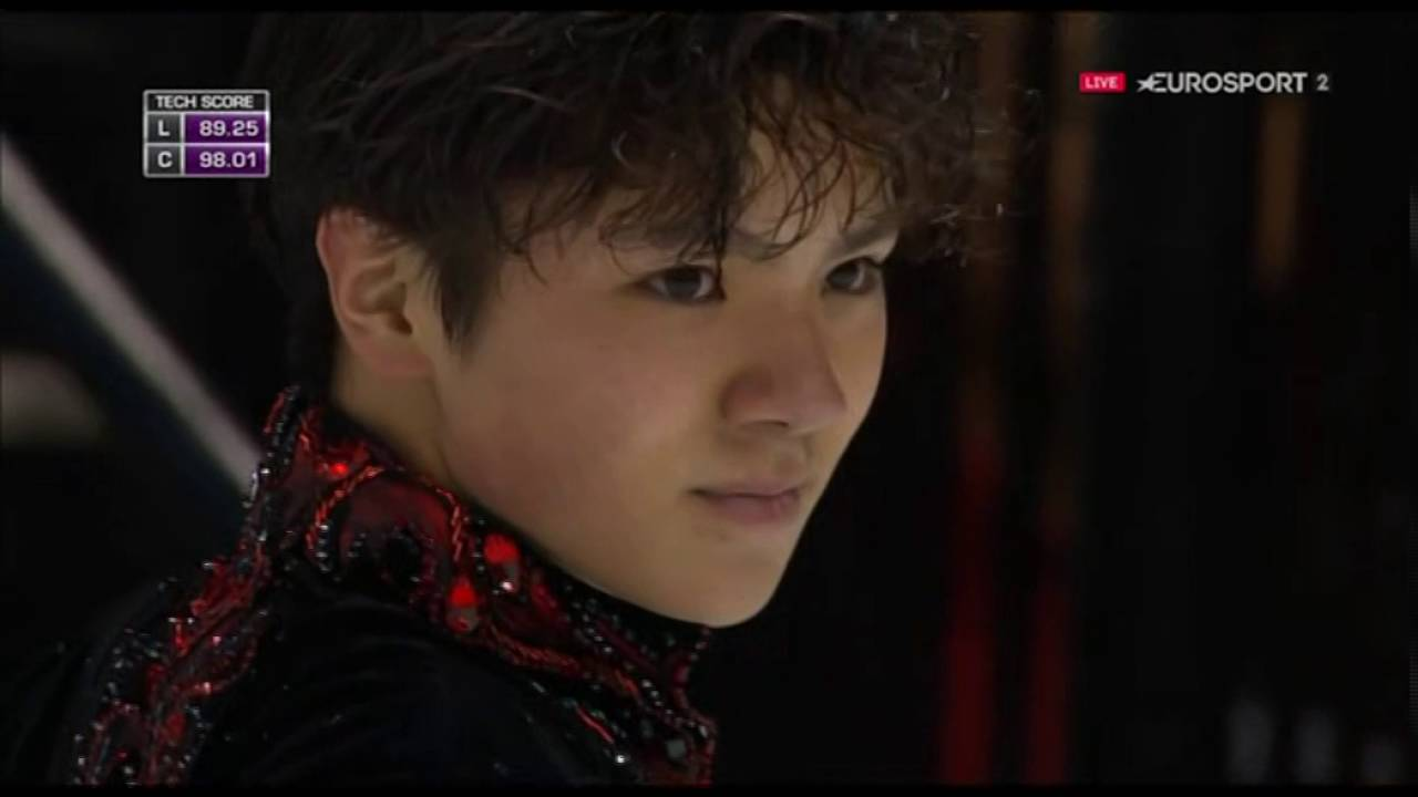 B.ESP. Shoma UNO 宇野昌磨 FS - 2016 Skate America - YouTube