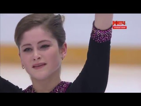 Julia LIPNITSKAIA SP - 2016 Russian Nationals - YouTube