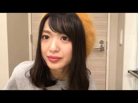 20161112 北原 里英 (NGT48 チームNⅢ) SHOWROOM - YouTube