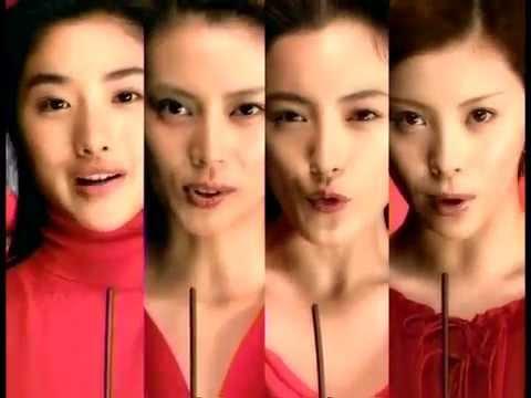 グリコ ポッキー CM  2004 - YouTube