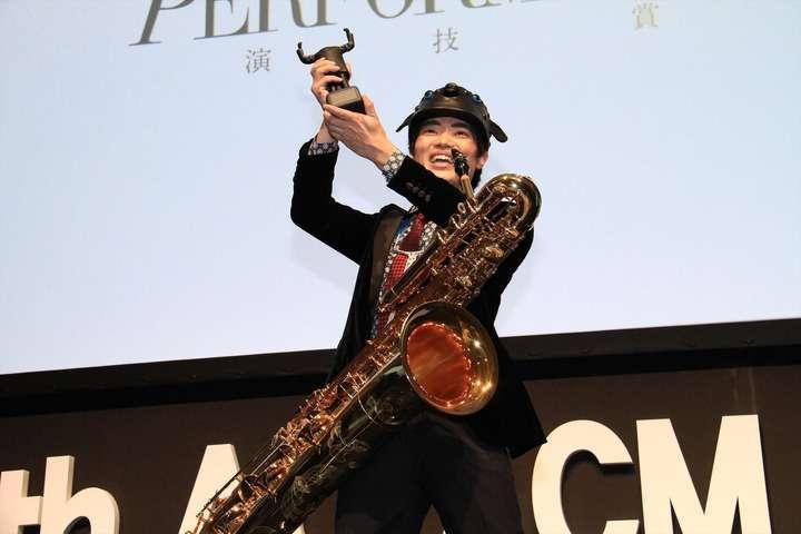 さかなクン:CMコンクール「演技賞」受賞に喜び「ギョギョギョ!」 サックスの生披露も - MANTANWEB(まんたんウェブ)