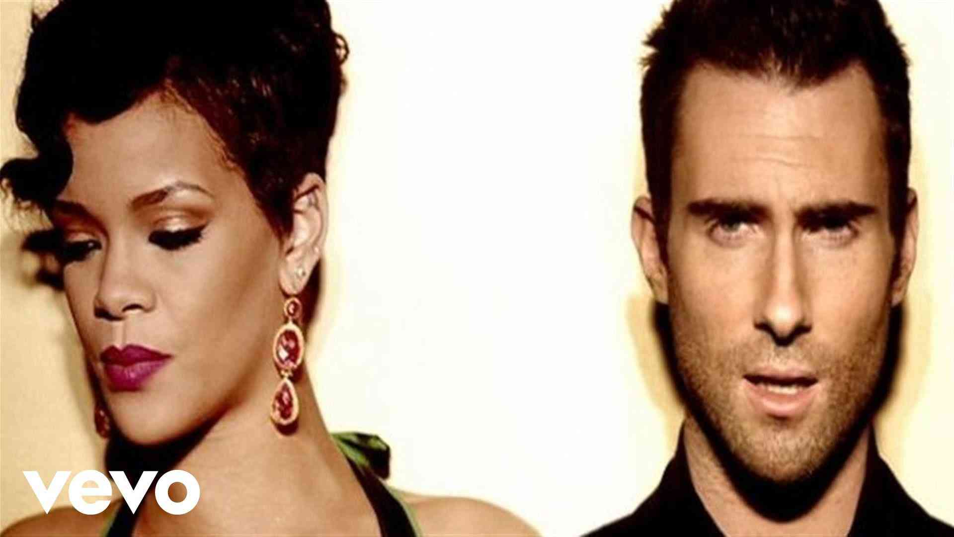 Maroon 5 - If I Never See Your Face Again ft. Rihanna - YouTube