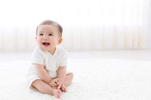 赤ちゃんの洗濯物