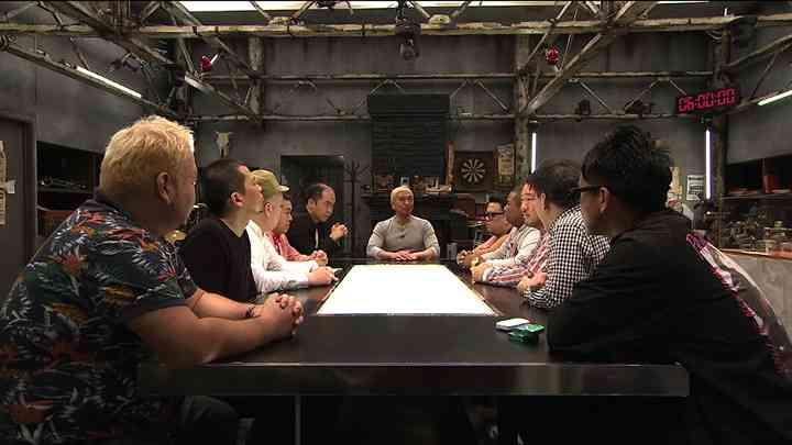 松本人志の新作映像作品は、賞金1千万円を賭けた芸人たちの「にらめっこ対決」