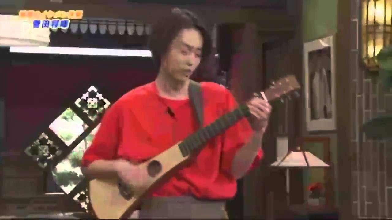 菅田将暉【人生を語らず】ギター弾き語り - YouTube