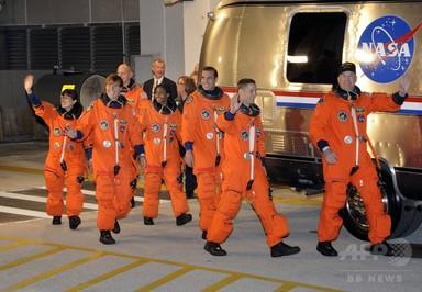 宇宙飛行士の視覚障害、髄液の変化が原因か 論文 写真1枚 国際ニュース:AFPBB News