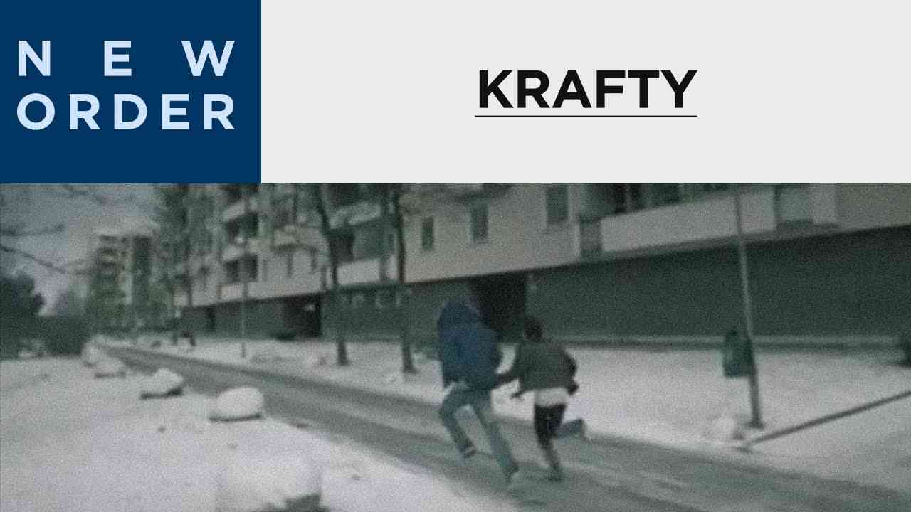 New Order - Krafty [OFFICIAL MUSIC VIDEO] - YouTube