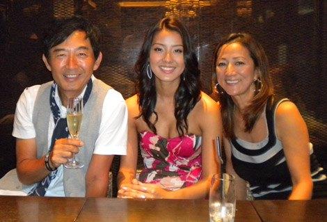 松原千明、テレビでハワイ移住の理由を告白…石田純一と離婚