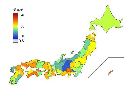 殺人事件被害者数 [ 2012年第一位 大阪府 ]|新・都道府県別統計とランキングで見る県民性 [とどラン]