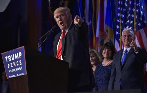 トランプ当選者「米国は韓国と100%行動を共にする」 : 政治 : ハンギョレ