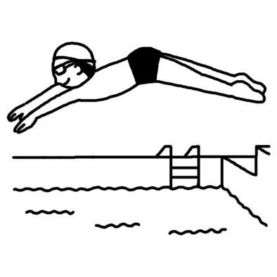 都教育委員会がプールの飛び込みスタートを禁止 批判が殺到
