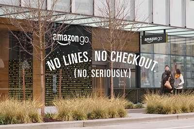 米Amazon、リアル食料品店「Amazon Go」オープン、自動精算でレジ待ちなし