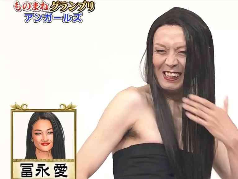 女装した芸人の画像を貼っていくトピ