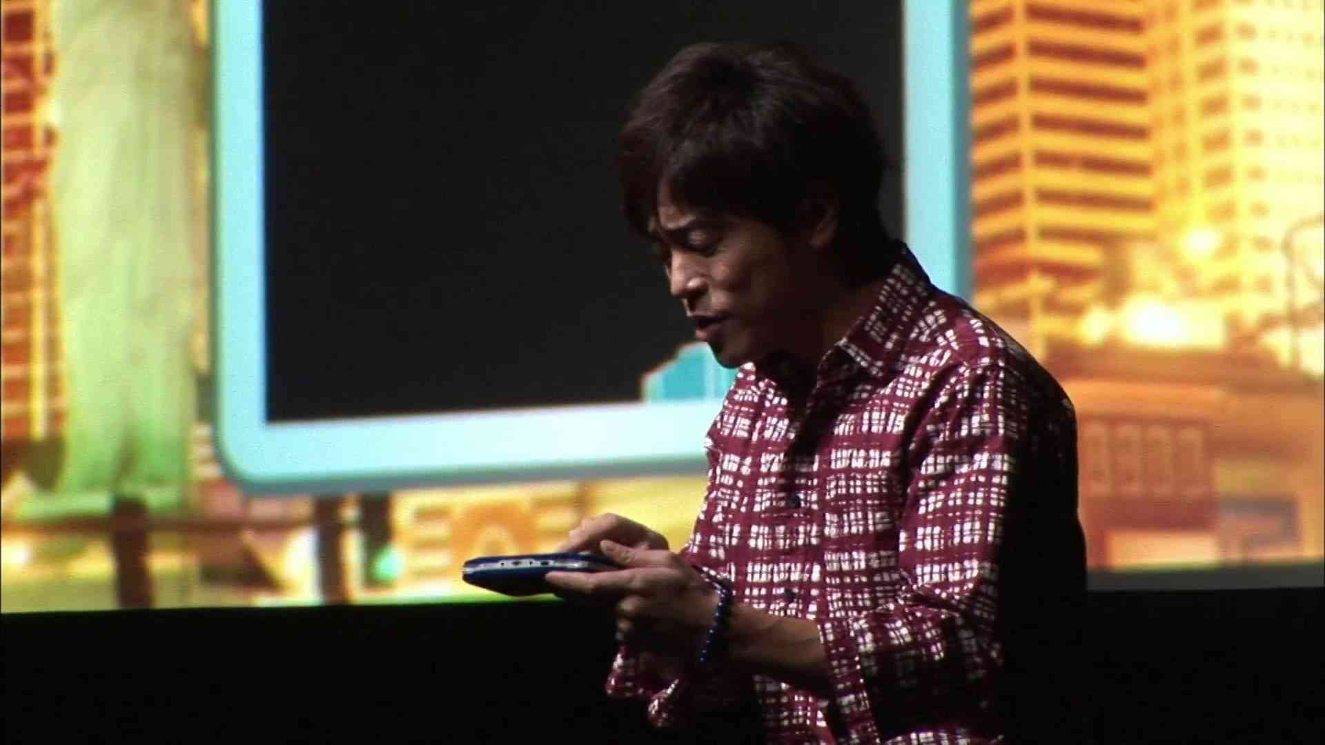 Tomonori Jinnai Tetris English ver. - YouTube
