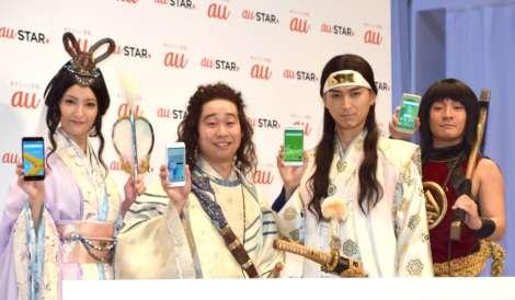 2016年度CM好感度、auが2連覇  携帯電話会社がTOP4独占