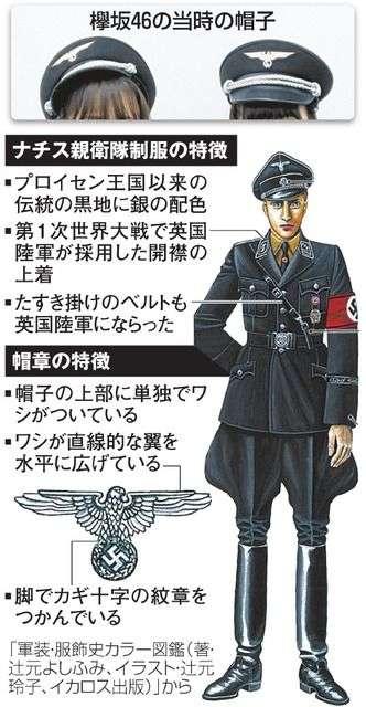 朝日新聞が欅坂を愚かと批判 : AKB48まとめ 48年戦争