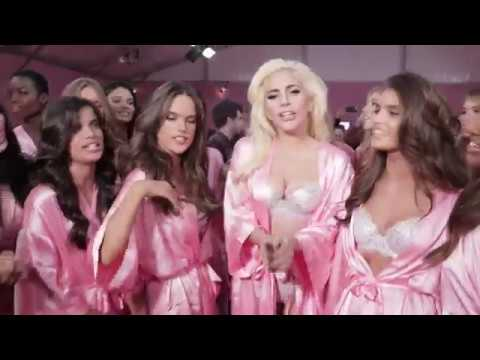 Lady Gaga & The Angels: 2016 Victoria's Secret Fashion Show's Hottest Moments - YouTube