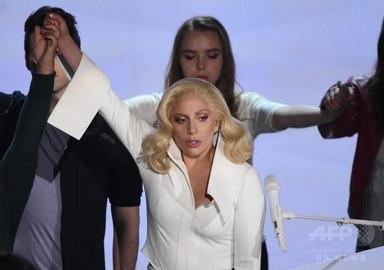 米人気歌手レディー・ガガさん、PTSDとの闘いを告白 写真1枚 国際ニュース:AFPBB News