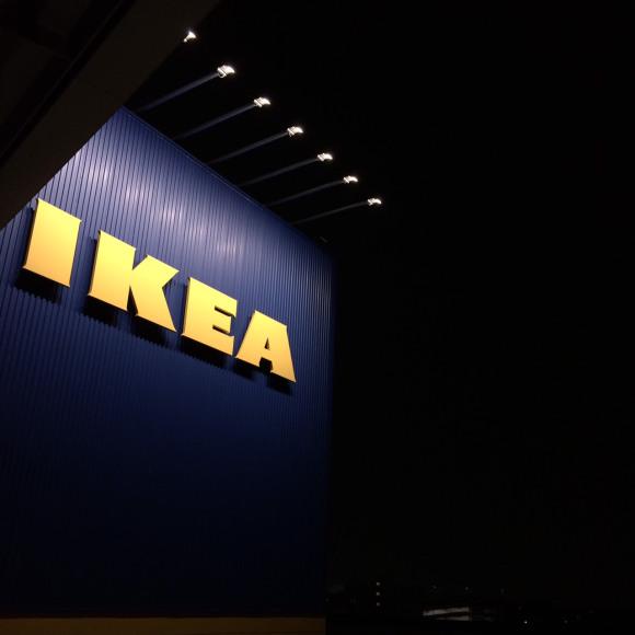 IKEA(イケア)に忍び込みで