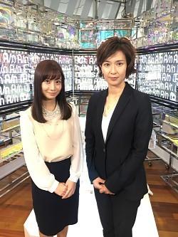 元テレ朝・徳永有美アナ 11年ぶりニュース番組復帰「全力で」