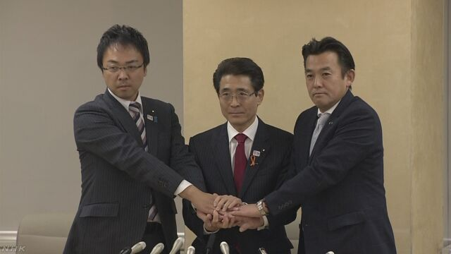 都議会自民党の都議3人が会派離脱 小池知事と連携か | NHKニュース