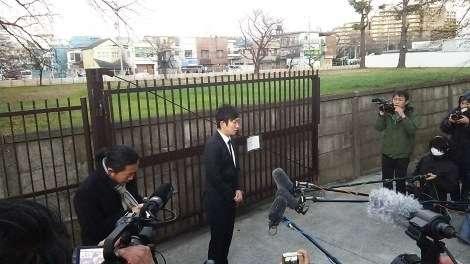 ノンスタ石田明、相方・井上裕介の事故で謝罪 漫才を「また一緒に」