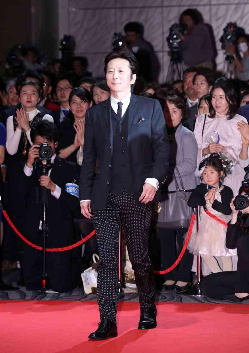 「ジョジョ」の荒木飛呂彦氏がベストドレッサー賞 - 社会 : 日刊スポーツ