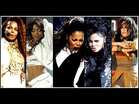 Janet Jackson - Best Dance Breakdowns - YouTube