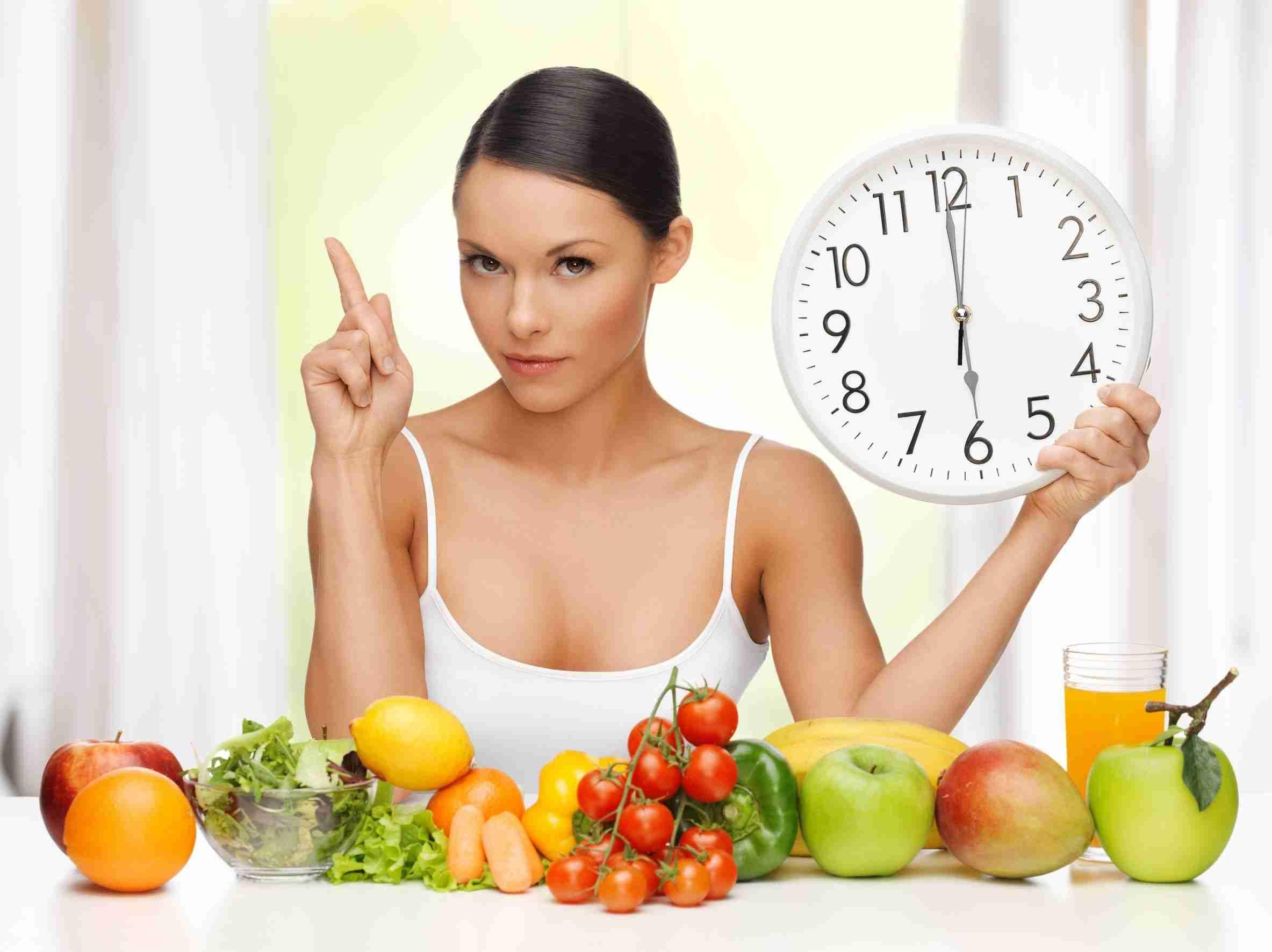 18時以降食べないダイエット