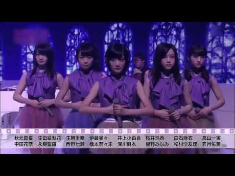 乃木坂46 君の名は希望 - YouTube