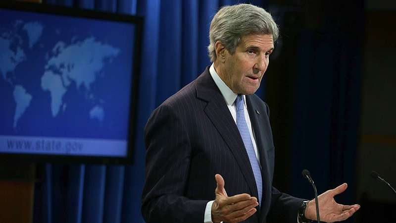 アメリカ国務長官、「ISISの結成目的はシリア政権の打倒」 - Pars Today