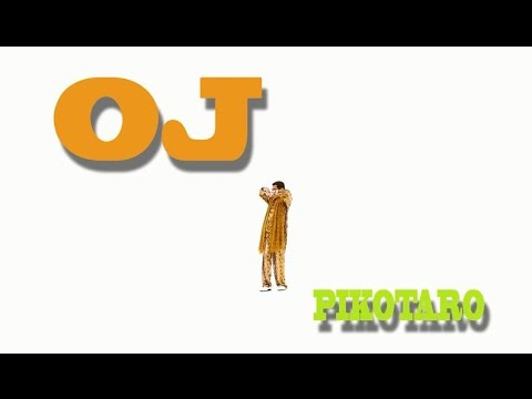 【OFFICIAL】I LIKE OJ/PIKOTARO(ピコ太郎) - YouTube