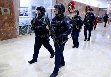 米NY市、トランプ氏の警備で連邦政府に40億円の負担要請 写真1枚 国際ニュース:AFPBB News
