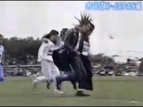 ヘビメタ野郎大運動会 「X JAPAN 総集編」 - YouTube