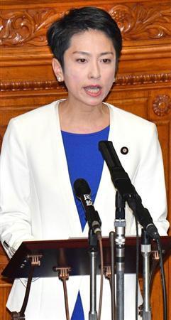 蓮舫氏「二重国籍」問題不起訴 検察審査会に申し立て、女性団体「説明責任果たされていない」 (夕刊フジ) - Yahoo!ニュース
