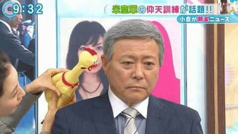 小倉智昭のカツラが落下する放送事故テレビ動画は本物?その真相と髪の画像まとめ!